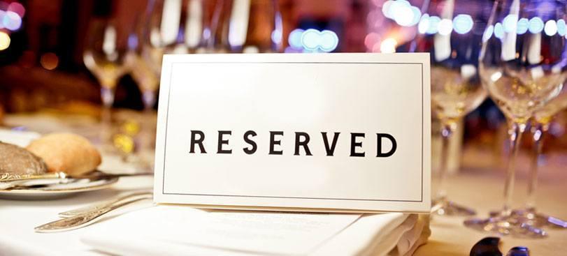 Restaurant Rezervasyon
